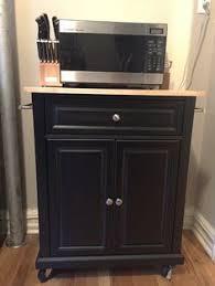 kitchen island microwave cart modern microwave cart with wine storage storage drawer and