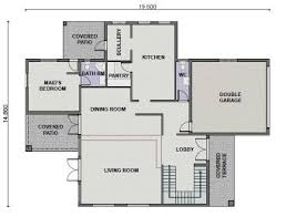 3 Bedroom 2 Bath House Plans 3 Bedroom House Plans South Africa Savae Org