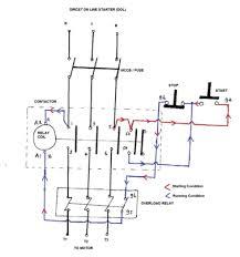 pole contactor 24v coil diagram also 2 pole contactor wiring