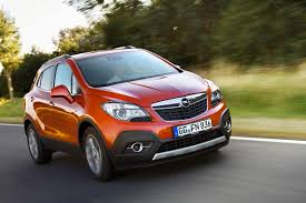 opel mokka interior 100 000 opel mokka already ordered now even more variety