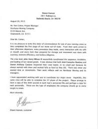 sample recommendation letter for employee from manager best