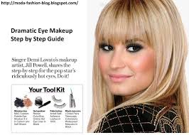 magazines for makeup artists dramatic eye makeup guide by makeup artist powell simply