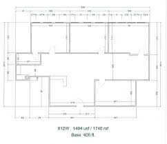Floor Plans For Units 812w 1740 Sq Ft Office Space For Lease In Southfield Mi