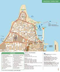 Map Greece by Rhodes Tourism Info Web Sites
