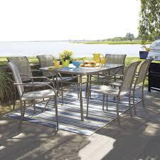 Steel Patio Set Garden Treasures Patio Furniture Manufacturer Home Outdoor