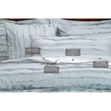 tattered luxury cotton 6 piece duvet cover set with duvet insert