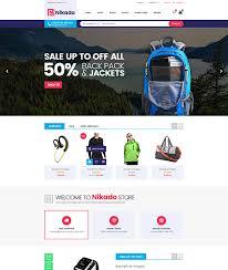 nikado responsive magento theme fashion magento theme furniture
