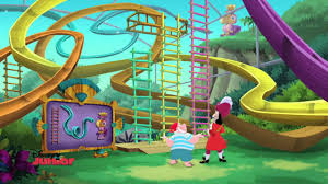 Map Of Neverland Jake And The Never Land Pirates Birds Of A Feather Disney
