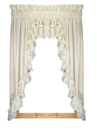 Window Swags And Valances Patterns Austrian Valance Sewing Get Quotations Set Of 2 Paula Curtains