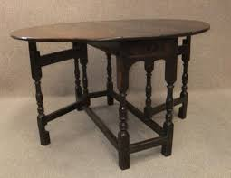 Oak Drop Leaf Table Oak Drop Leaf Table 17th Century Oak Drop Leaf Table