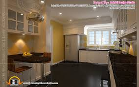 interior design kitchen living room interior design of living room dining room and kitchen kerala