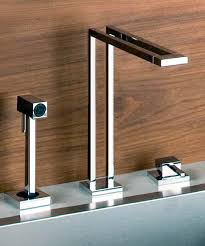 gessi duplice faucets new unusual geometric faucet designs 1