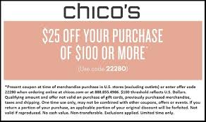 chicos coupons chicos coupons 2018 printable world of printable and chart