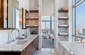 shelves in bathroom ideas innovative modern bathroom shelves bathroom narrow the toilet