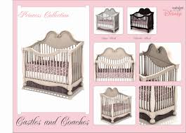 Disney Princess Convertible Crib Process To Production Disney Infant Furniture By Dacks At