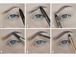 tutorial alis mata untuk wajah bulat cara mudah membentuk alis indah dari anggie rassly bagi pemula