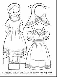 terrific mexican coloring page with mexican coloring pages