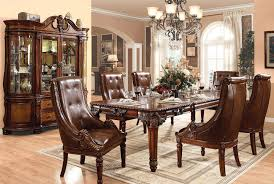 cherry wood dining room set home design