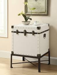 Accent Cabinets by Accent Cabinets Trunk Style Accent Side Table Daily Specials