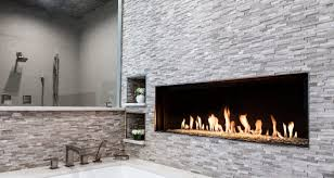 flare front modern frameless fireplace linear fireplace flare