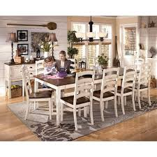 cottage dining room sets country cottage dining table eldesignr com