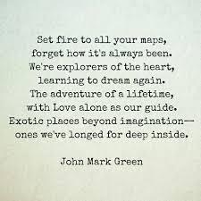 My favorite poems on traveling a wanderlust