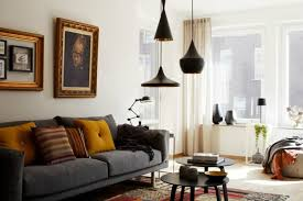 attractive hanging lamp for living room best 20 living room