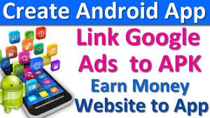 android apps free how to link ads to android app in create android