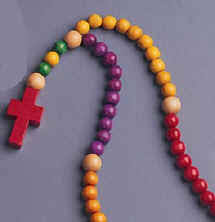 lutheran rosary alleluia youth and family a lutheran rosary