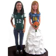 same wedding toppers same sports wedding cake toppers