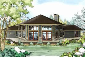 rear view house plans inspirational bungalow house plans with rear view home inspiration