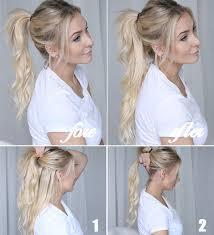 Frisuren Zum Selber Machen F D Ne Haare by Die Besten 25 Selbstgemachte Frisuren Ideen Auf