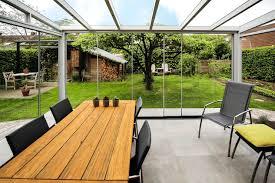 veranda a libro verande apribili avec in legno per terrazzo a libro terni et