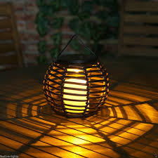 Solar Patio Table Lights by Solar Patio Lantern Home Design Ideas And Pictures