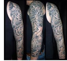 sleeve designs for best religious sleeve tattoos