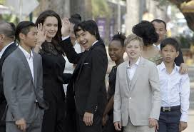 Angelina Jolie Mansion by Angelina Jolie Says Divorcing Brad Pitt Has U0027been The Hardest Time