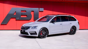 audi s4 rs abt sportsline takes skoda octavia rs to audi s4 territory
