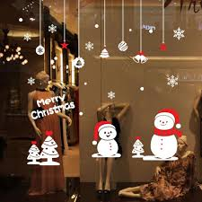 Christmas Decoration For Home Online Shop Christmas Decorations For Home Wall Stickers Home