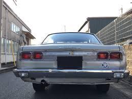 nissan hakosuka nissan gl1800 coupe hakosuka 1971 117000 pln japonia giełda