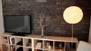 bloc de pierre pour mur transformez votre salon idées conseils rona youtube