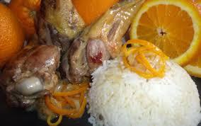 cuisiner manchons de canard recette manchons de canard à l orange 750g