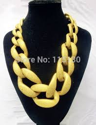 necklace wholesale images Wholesale statement chunky choker necklace long chain pendant jpg