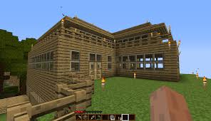 house building ideas minecraft pe house ideas survival