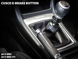 subaru cusco cusco e brake replacement button 2015 wrx 2015 sti 2013 brz