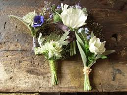 wedding flowers buttonholes free buttonholes from cornish florist the blue carrot naturally