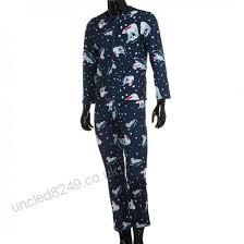 Y56 Family Matching Pyjama Set Men Women Kid Baby Boy Girl Bear