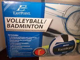 amazon com eastpoint sports volleyball badminton set cell phones