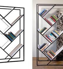 winsome tilted shelf 2 tier bookshelf bookcase tilted shelves