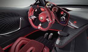 alfa romeo 4c concept alfa romeo furia concept envisions an italian supercar unlike any