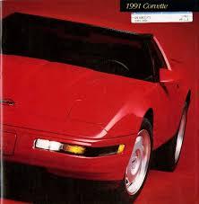 1991 corvette colors 1991 c4 corvette guide overview specs vin info